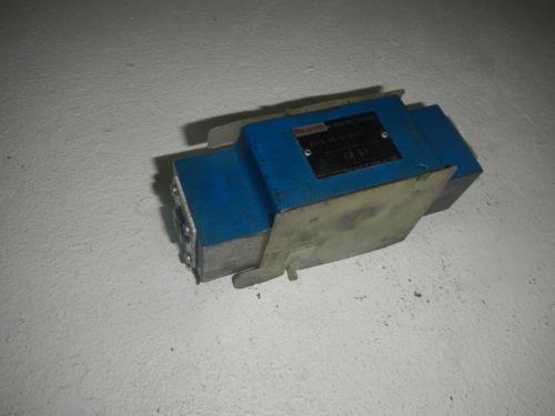 Rexroth Z2FS-10-5-33/V D05 Hydraulic Dual Flow Valve