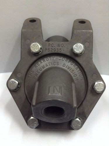 P-52935-6  REXROTH 3/4#034; NPT Quick  Exhaust Valve for Air R431003041