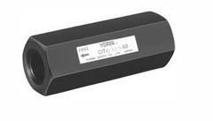 Yuken CIT-02,CIT-03,CIT-06,CIT-10 Series Inline Check Valves