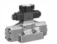 Yuken DSHG-04 Solenoid Controlled Pilot Operated Directional Valves