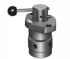 Yuken DRG/DRT Series Mechanically Operated Rotary Directional Valves