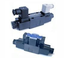 Yuken DSG-03 Series Solenoid Operated Directional Valves
