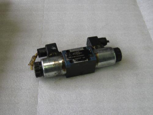 Mannesmann Rexroth Hydraulic Valve, 4E 6 D61/OFEG24N9K4, Used, Warranty