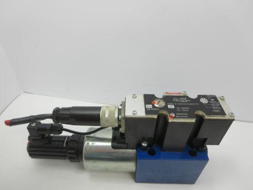 Rexroth 4WREE 10 WA50-22/G24K31/F1V Valve