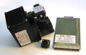 Rexroth DBETR Replacement Valve amp; Card- NCPC-DB-210 Plug amp; Play Conversion