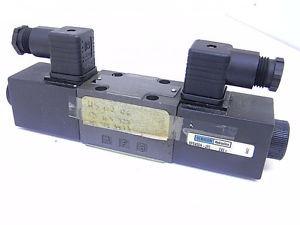 USED DENISON DIRECTIONAL FLOW CONTROL VALVE 4D01-35-208-0302-00A1GOQ327