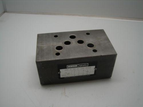 DENISON ZRE-A-02-E1 098-91298 HYDRAULIC VALVE XLNT