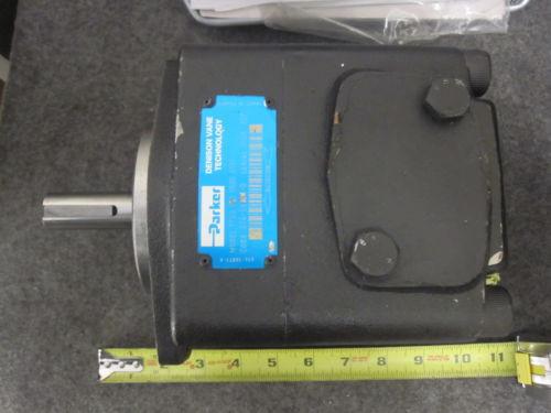Origin PARKER DENISON HYDRAULIC VANE PUMP # T7BS-B02-1R00-A101