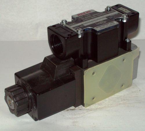D03 4 Way 4/2 Hydraulic Solenoid Valve i/w Vickers DG4V-3-2A-WL-100V 100 VAC