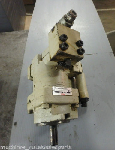 Nachi Piston Pump PVS-1B-22N1-U-11_ PVS1B22N1U11
