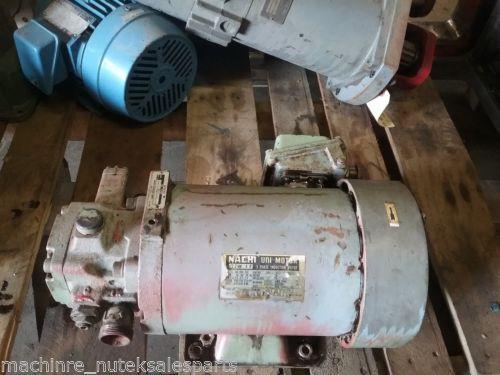NACHI UNI MOTOR LTIS-90R _UVD-1A-A3-22-4-1034J_VDR-1B-1A3-1146G