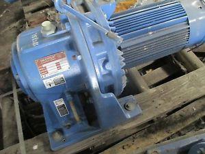 SUMITOMO SM CYCLO GEAR MOTOR 15HP 6205-87-1 W/ BRAKE