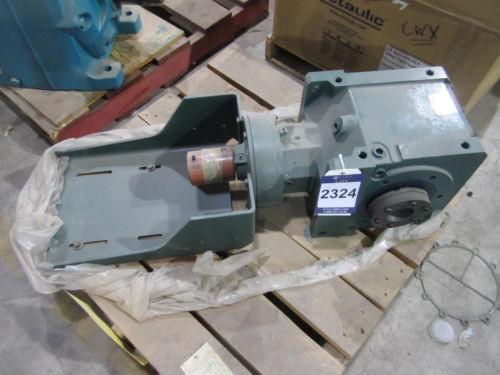 Sumitomo gear drive, model LHYSC4155SBYI, s/n F699985, ratio 28 rpm input 1750