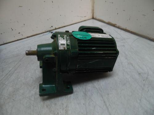 Sumitomo SM-Cyclo Induction Geared Motor, CNHM-01-4075Y-43, 43:1,  WARRANTY