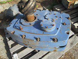 SUMITOMO SHAFT MT GEAR REDUCER 507L13-1 RATIO