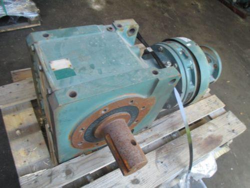 SM BEVEL BUDDYBOX SUMITOMO GEAR LVFJMS-15-E4175LK LARGE BEVEL BOX SURPLUS