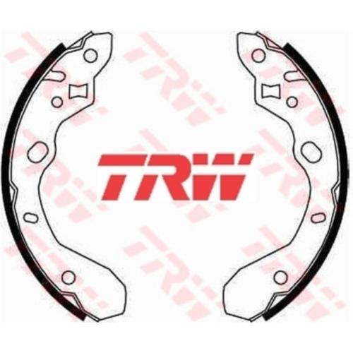 Bremsbackensatz 4 Bremsbacken Trommelbremse TRW GS8661