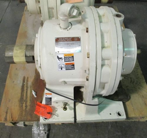 Sumitomo SM-Cyclo Speed Reducer CHHS-4195DBY-R1-SB 210 Ratio Refurb