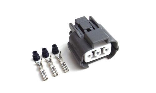 Honda - Acura  HW090 3 Pin VSS - B series - Vehical Speed Sensor Connector