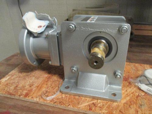 Sumitomo RNHXS-1420LY-J1-10 10:1 right angle reducer