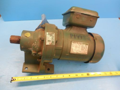 Origin SUMITOMO HMS 3090 A 1/8 HP 3 PHASE INDUCTION MOTOR 1750 RPM INDUSTRIAL