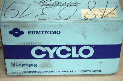 SUMITOMO FINE CYCLO FAS65-1/119 NEU OVP Präzisionsgetriebe