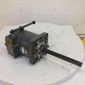 Sumitomo ATE Vane Motor MDS2-630/55R6E01 Used #84060