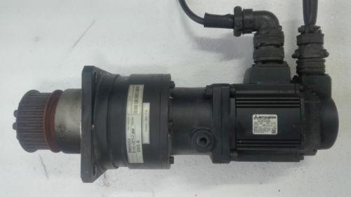 MITSUBISHI AC Servo Motor HC-RFS103G2  With SUMITOMO MC Drive ANFJ-L20-SV-9