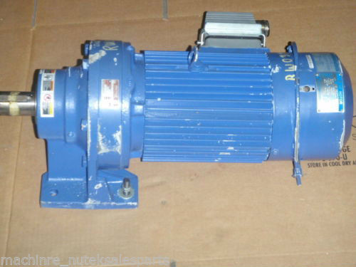 Sumitomo 15 HP AF Motor TC-FV-FB-3B _ CNHMS1H-4115YB-AV-B-59 _ TCFVFB3B