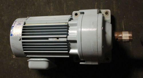 Altax Cyclo Drive Induction Gearmotor Sumitomo CNHM1-5100