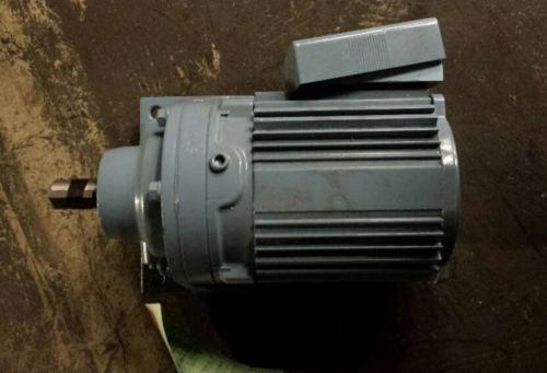 Cyclo Drive Induction Gearmotor Sumitomo CNHM01-4085