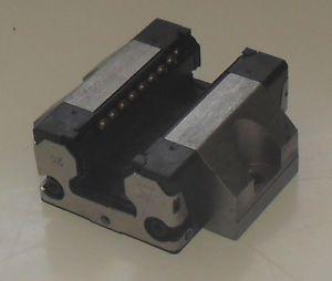 Rexroth STAR 20 1665-894-20 AA08N Linear Roller Guide Rail Block