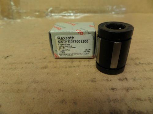 Rexroth Linear Bushing Bearing R067001200 067-12 06712 origin