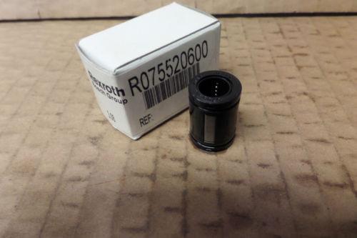 Rexroth Star Linear Bearing R075520600 0755-06 075506 origin