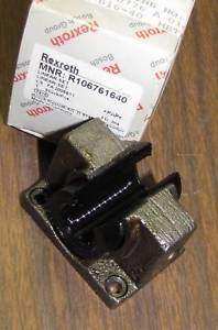 Rexroth R1067-61640 Linear Bearing Set R106761640 origin