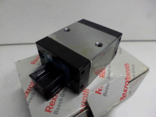 REXROTH - LINEAR BEARING BLOCK R166221410 - Brand origin