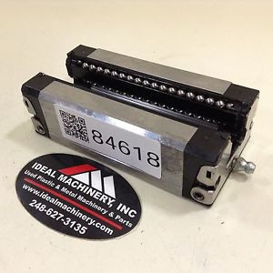 Rexroth Linear Bearing Block R162371420 Used #84618