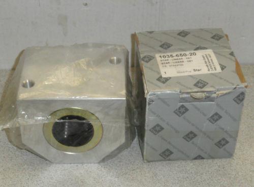 Rexroth STAR LINEAR-SET geschlossen 1035-650-20 für 50mm-Wellen  R1035-650-20