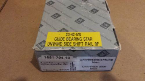 Origin Rexroth Star Linear Bearing Block Actuator 1651-794-10