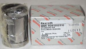 Bosch-Rexroth R061202510 Linear Ball Bearings NEU OVP