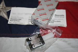 Origin Bosch Rexroth Linear Rail 0442-293-00  BNIB