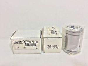 2 Origin REXROTH / BOSCH SUPER LINEAR BUSHINGS R075001600 0750-016-00