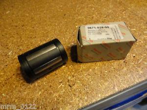 Rexroth 0671-025-00 Star Super Linear Bushing
