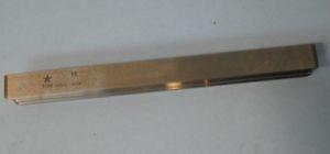 STAR / REXROTH 1807-203-31 236MM LINEAR ROLLER GUIDE RAIL, NNB
