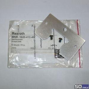 REXROTH 1620-410-40 R162041040 Gr 45 Blechabstreifer scraper plate Linearführung