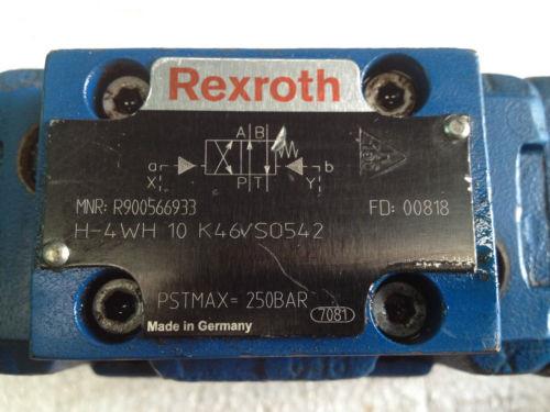 REXROTH VALVE MNR: R900566933