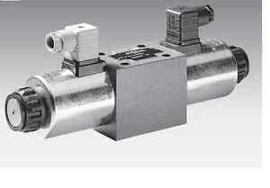 Bosch Rexroth Solenoid Directional Spool Valve ,Type 4WE-10H-3X/CW110 N9K4