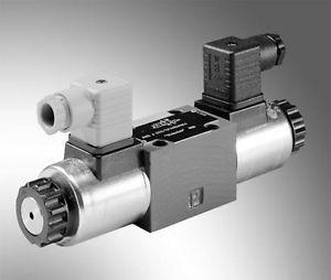 Bosch Rexroth directional valve with wet-pin DC or AC volt 4WE 6U 6X/EG24 N9K4