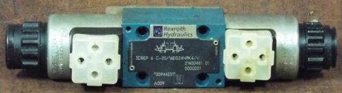 1 Origin REXROTH 3DREP 6C-20/16EG24N9K4/V PROPORTIONAL PRESSURE REDUCING VALVE