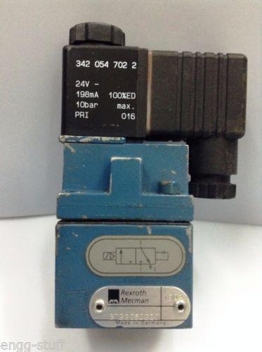 Rexroth 372 250 022 0 3/2 Modular Valve